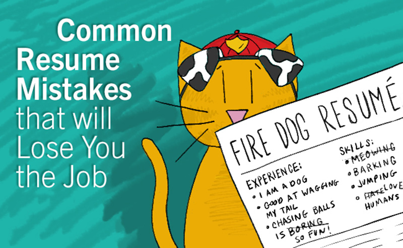 Common Resume Mistakes | Overcoming The 3 Most Common Resume Writing Mistakes The Recruiter